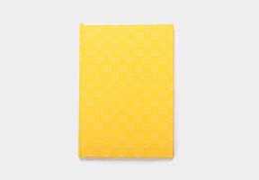 ハードカバー糸綴じノート