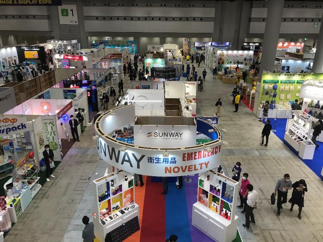 販促EXPO夏2021出展レポート